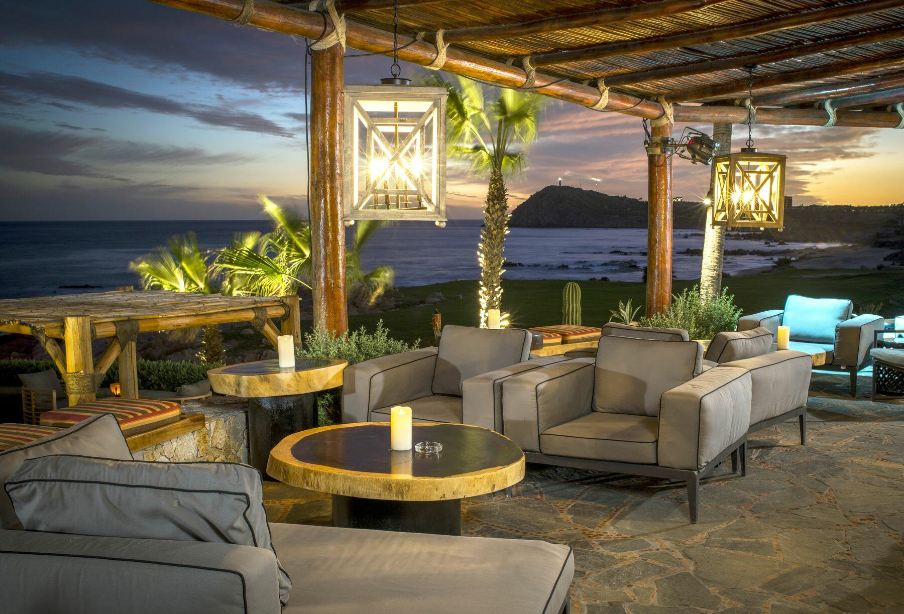 Waterfront Patio