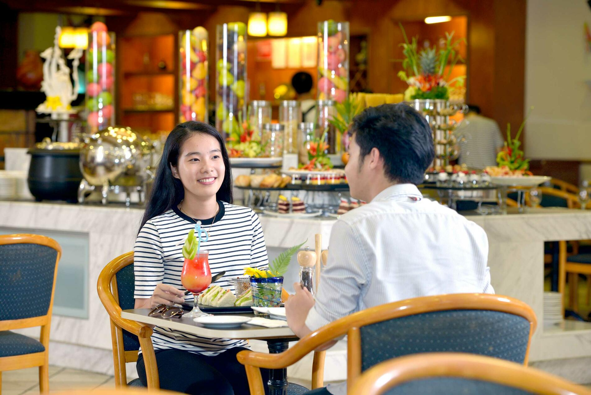 Aqua Coffee House at Lexis Port Dickson | Port Dickson Cuisine