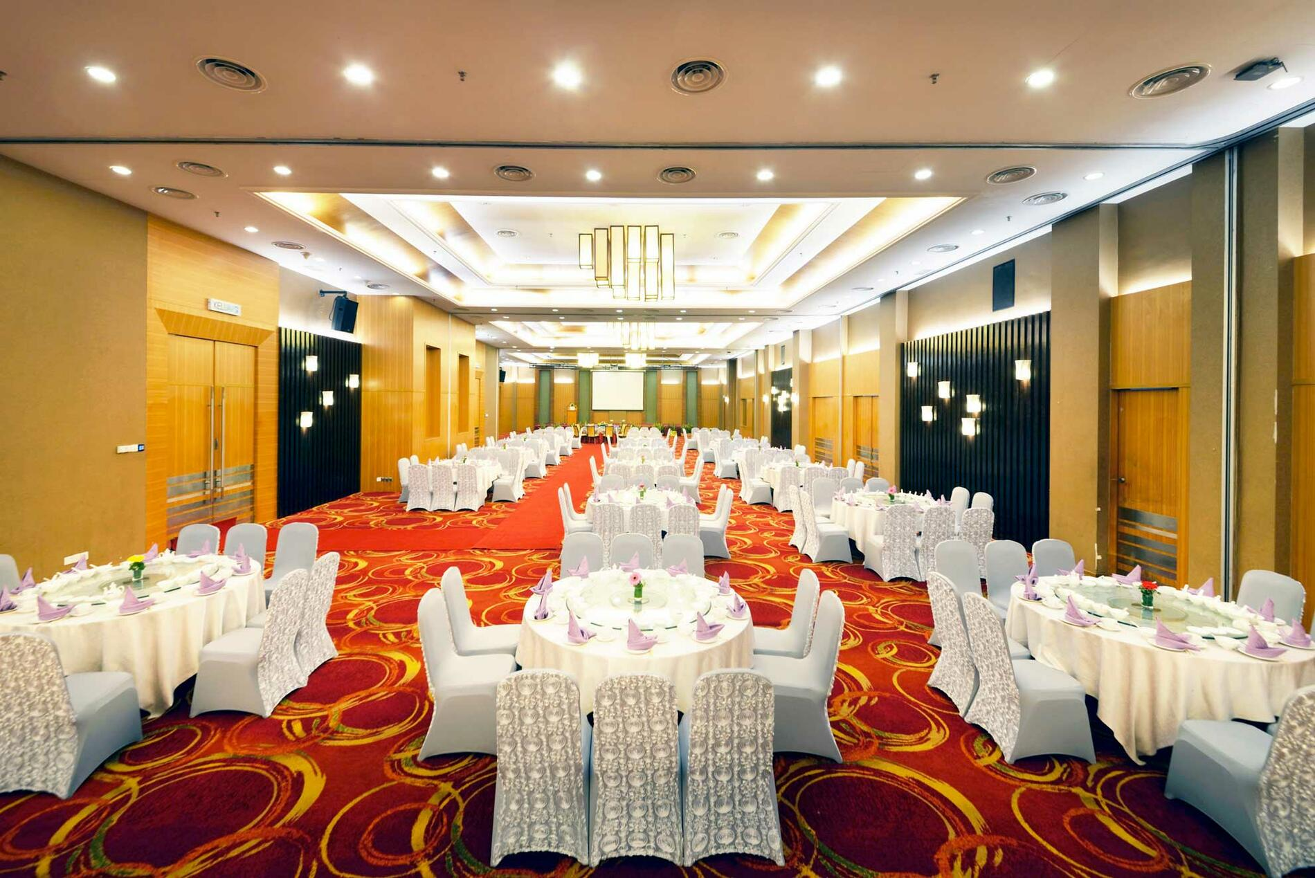 Port Dickson Meeting & Event Venues & Packages | Grand Lexis
