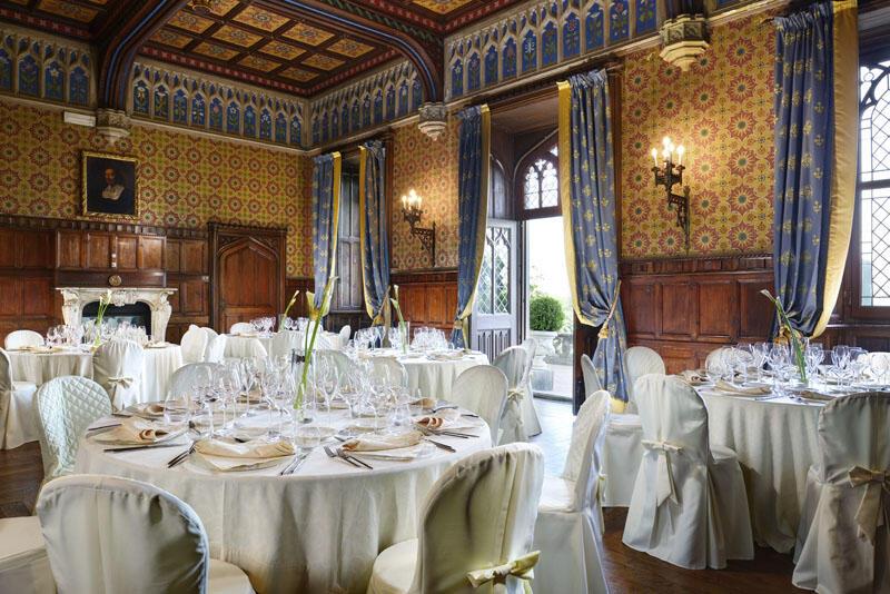 Wedding at Castello dal Pozzo in Oleggio Castello, Italy