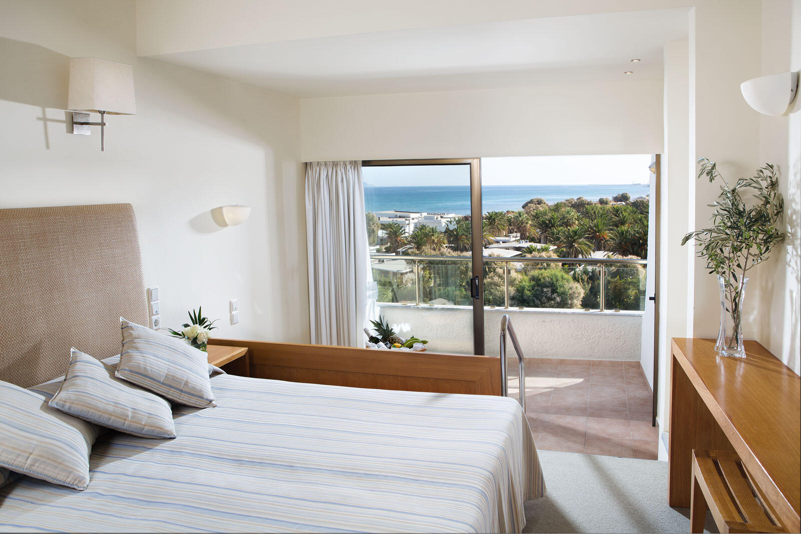 Premium Room at Agapi Beach Resort in Crete