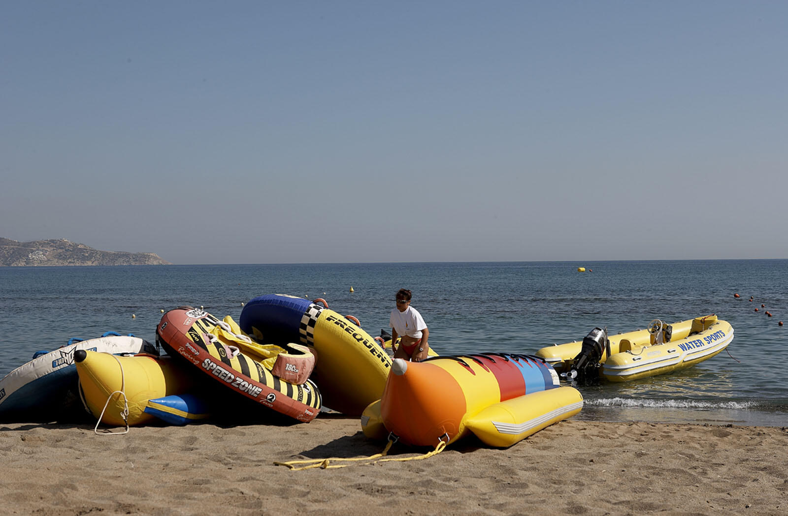 Water Sports with Agapi Beach Resort in Crete