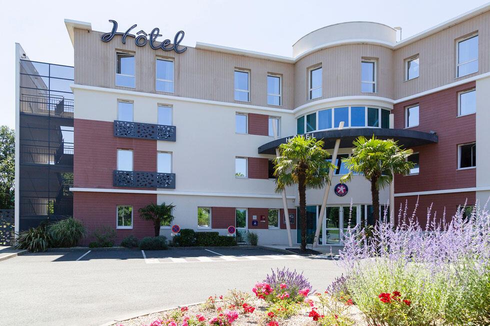 exterieur hotel nantes sud st james