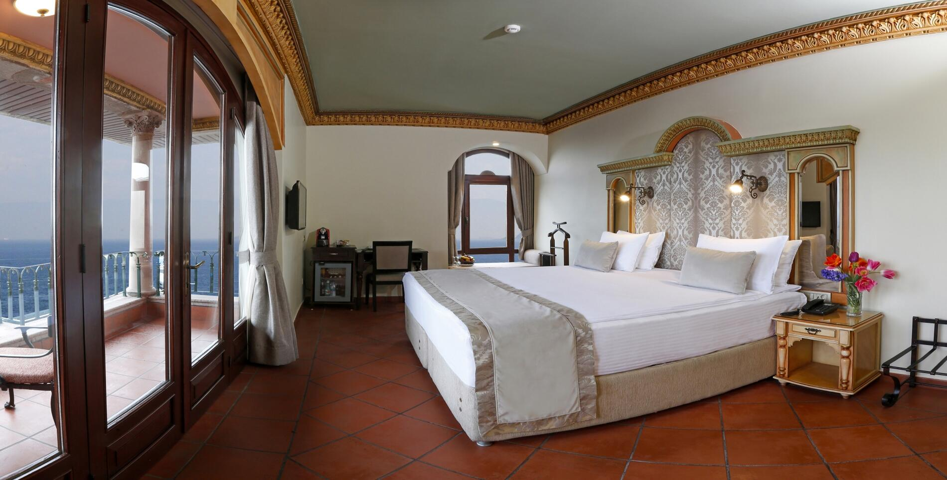 Accommodation at Sultanahmet Palace Hotel in Istanbul