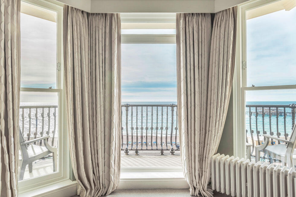 Grand Collection Seaview Room at The Grand Brighton in East Suss