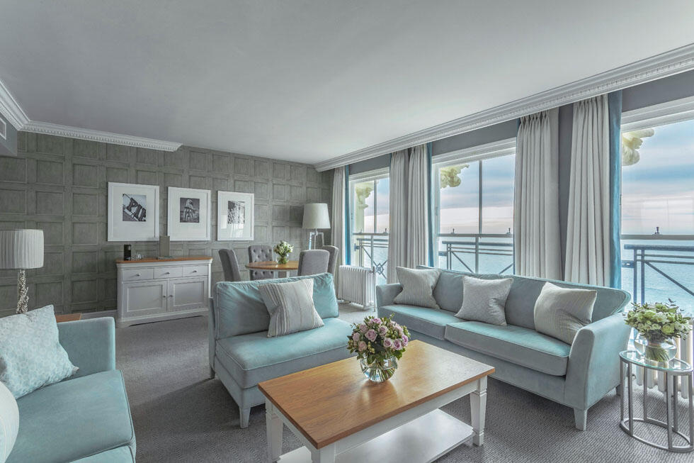 King Suite at The Grand Brighton in East Sussex, United Kingdom