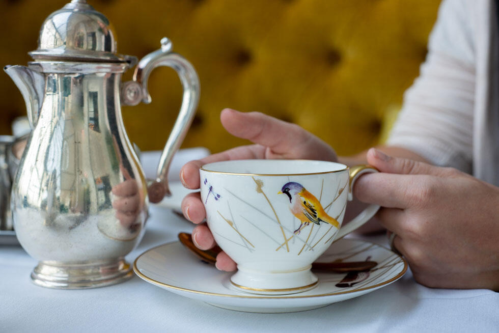 Afternoon Tea at The Grand Brighton in East Sussex, United Kingd