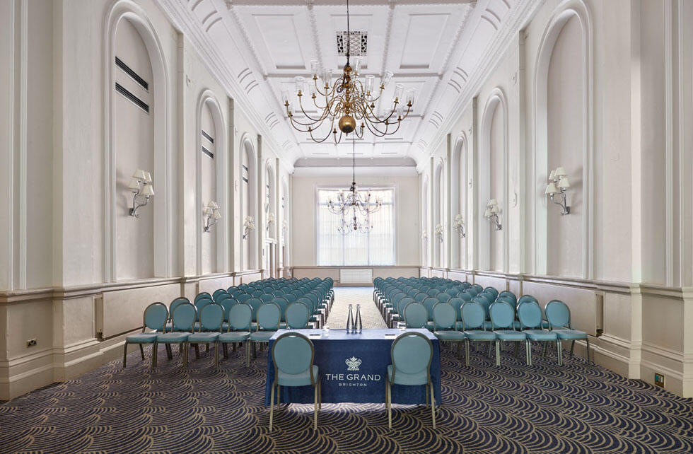 Albert Room at The Grand Brighton in East Sussex, United Kingdom