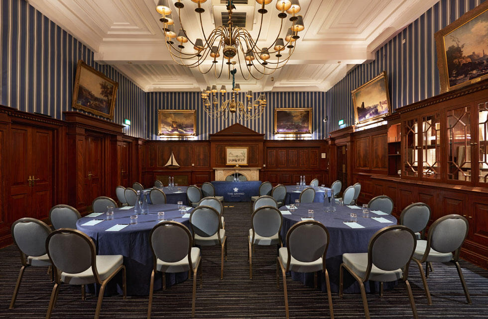 The Regent Room at The Grand Brighton in East Sussex, United Kin
