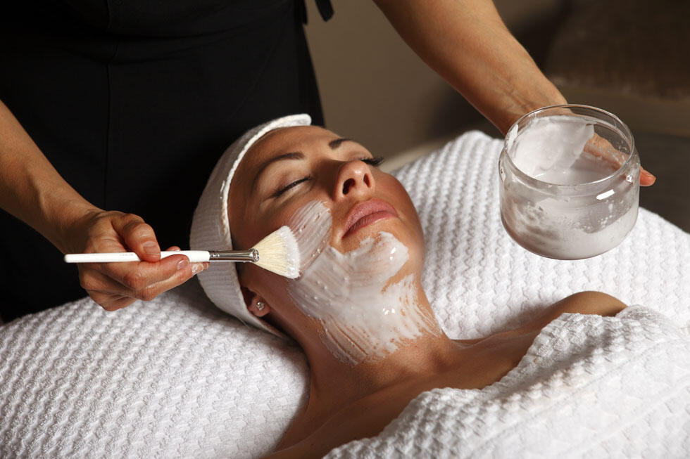 Spa treatment at The Grand Brighton in East Sussex, United Kingd