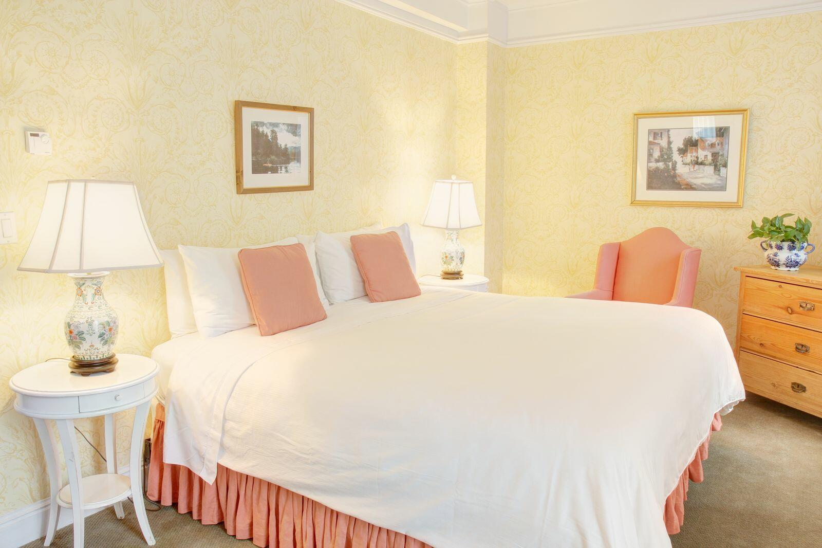 Premium Suite bed