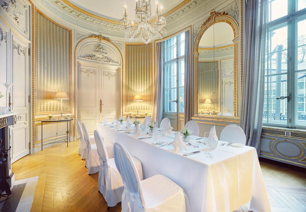 Vestibule - Patrick Hellman Schlosshotel