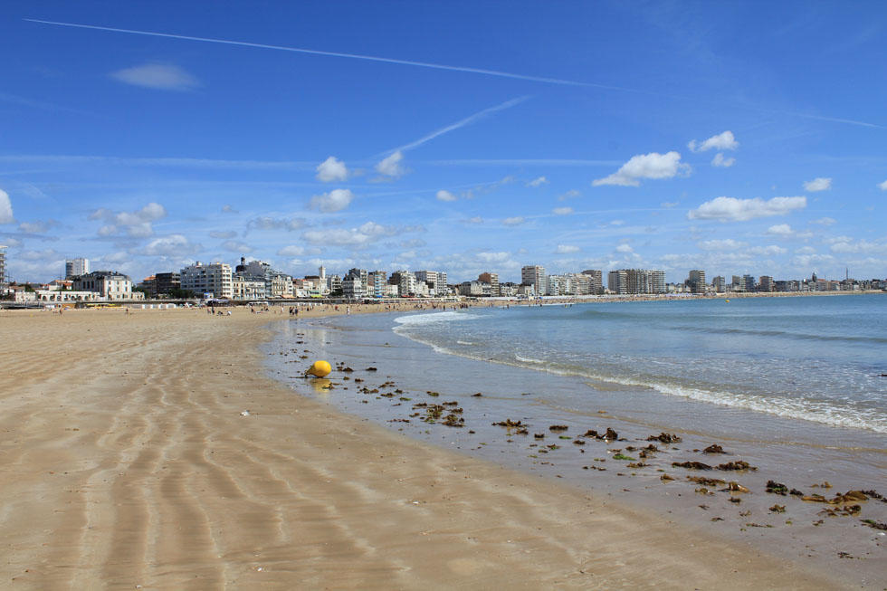 les Sables d'Olonne près du The Originals City, Hôtel Saint Jame