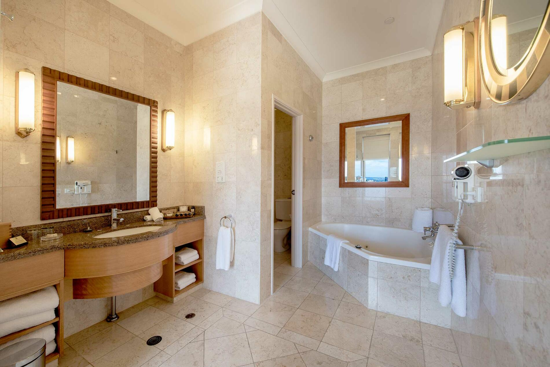 Luxury accommodation in Perth