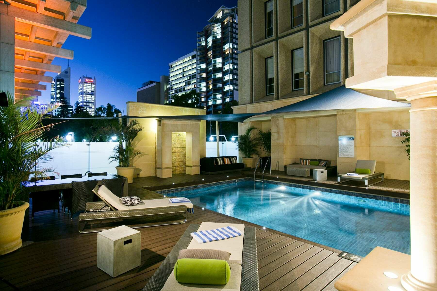 Facilities & Services | Hotel Accommodation Perth | Top Hotels P