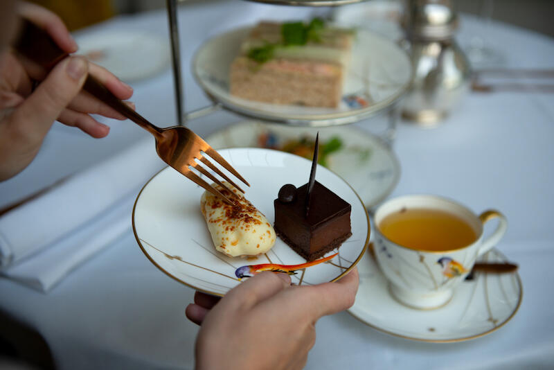 Afternoon Tea at The Grand Brighton