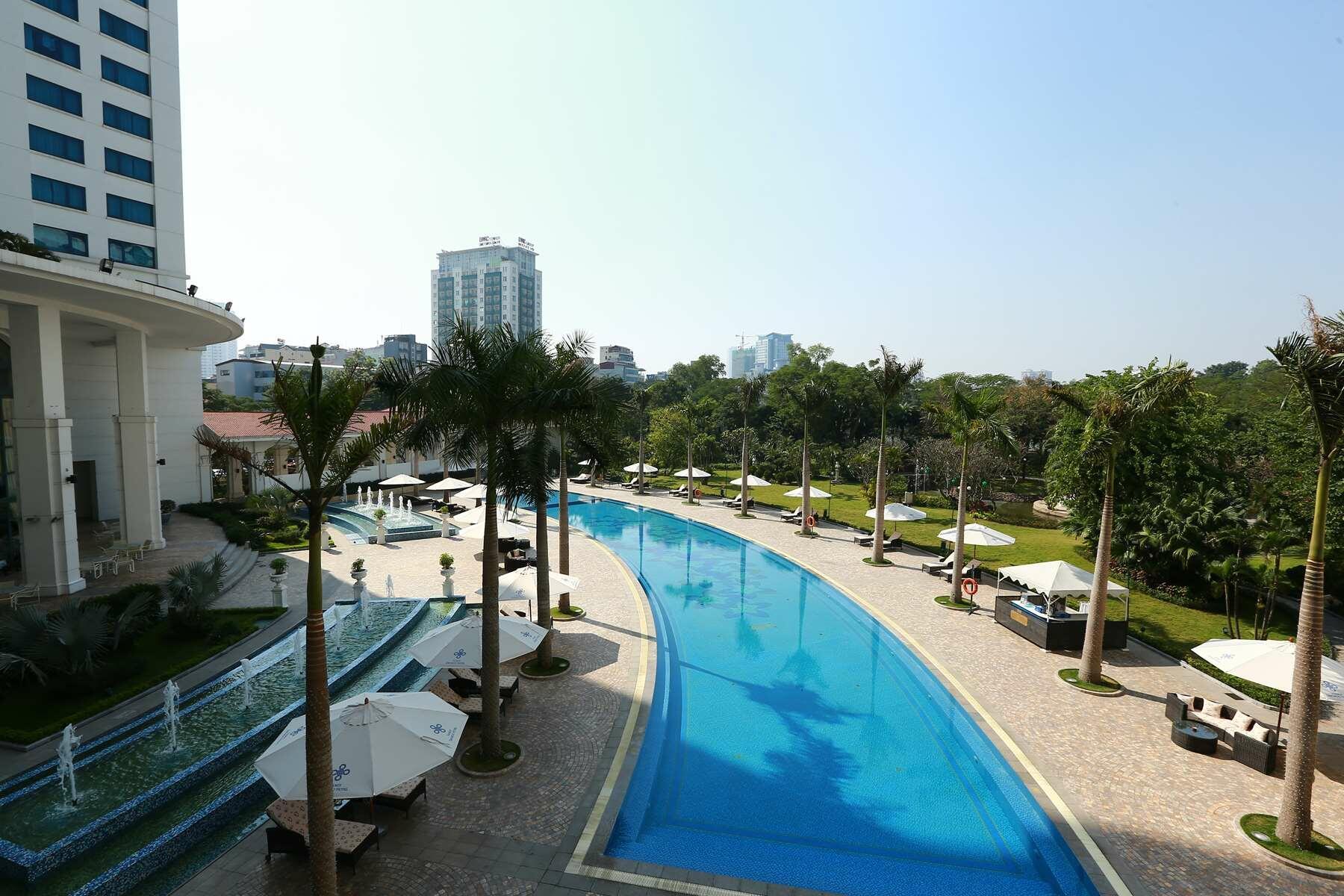 Facilities   Hanoi Luxury Accommodation   Hanoi Serviced Apartme