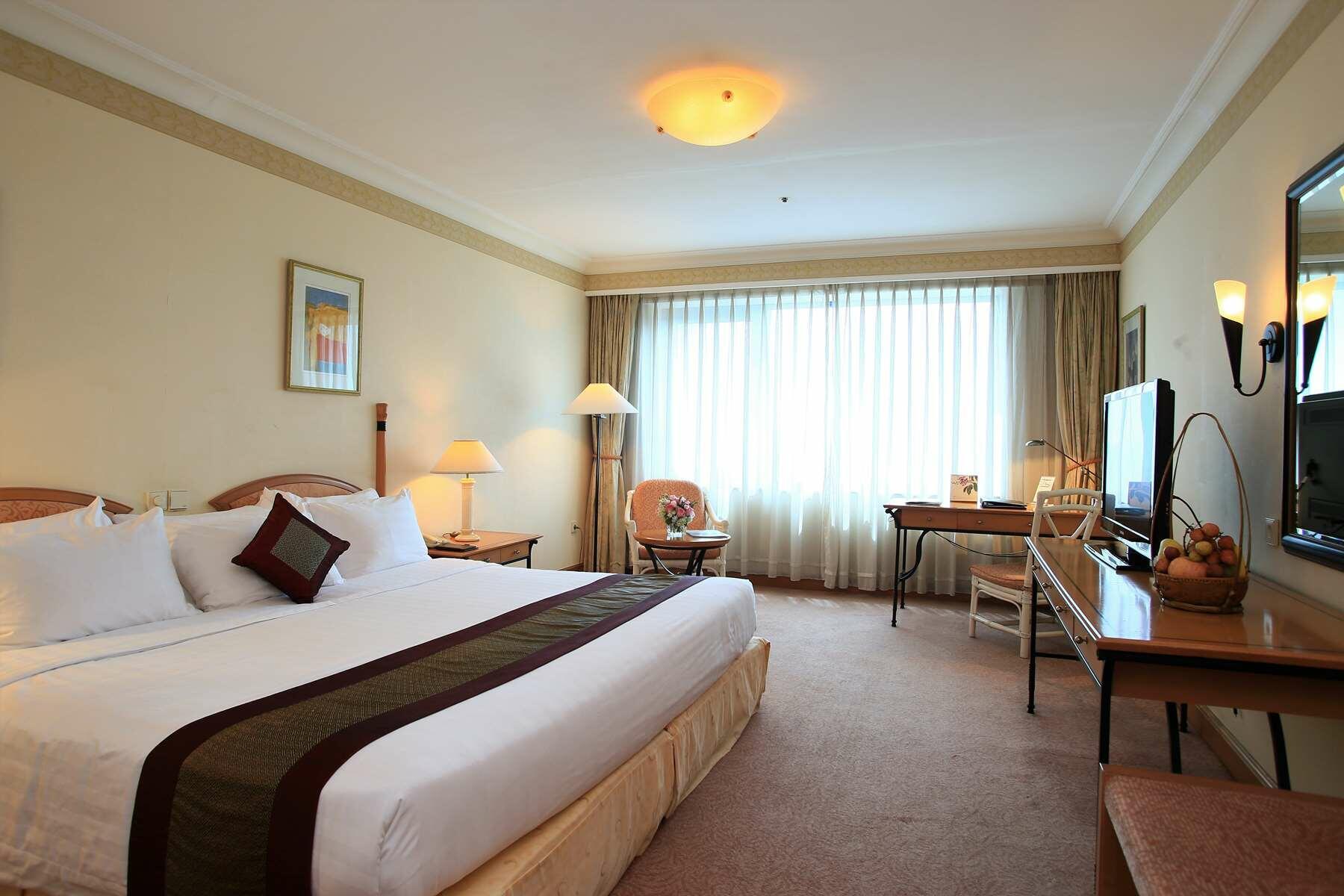 Deluxe Room   Best Hanoi 5-Star Hotels   Hanoi Daewoo Hotel