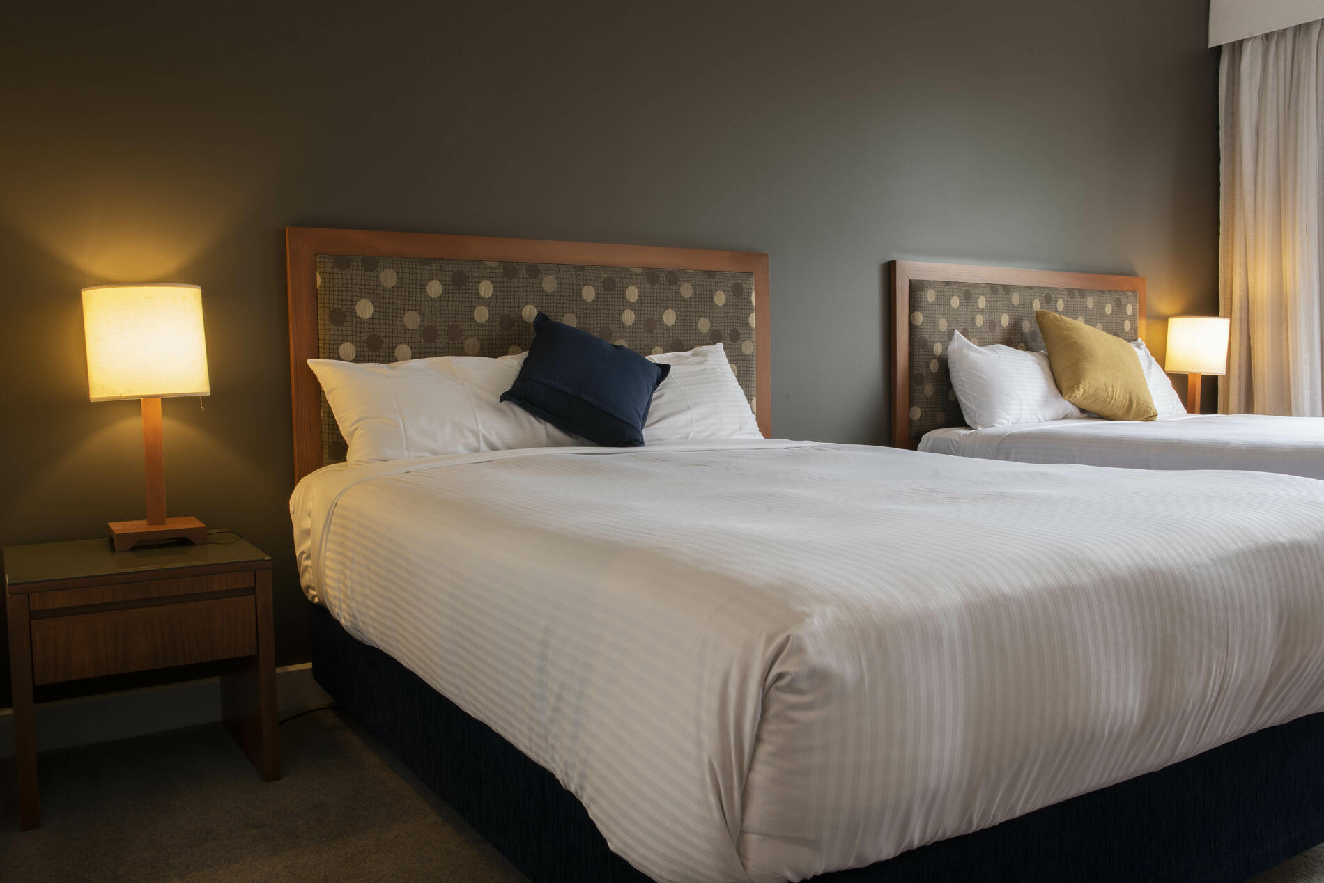 Bed in Twin Room - Yarra Valley Lodge