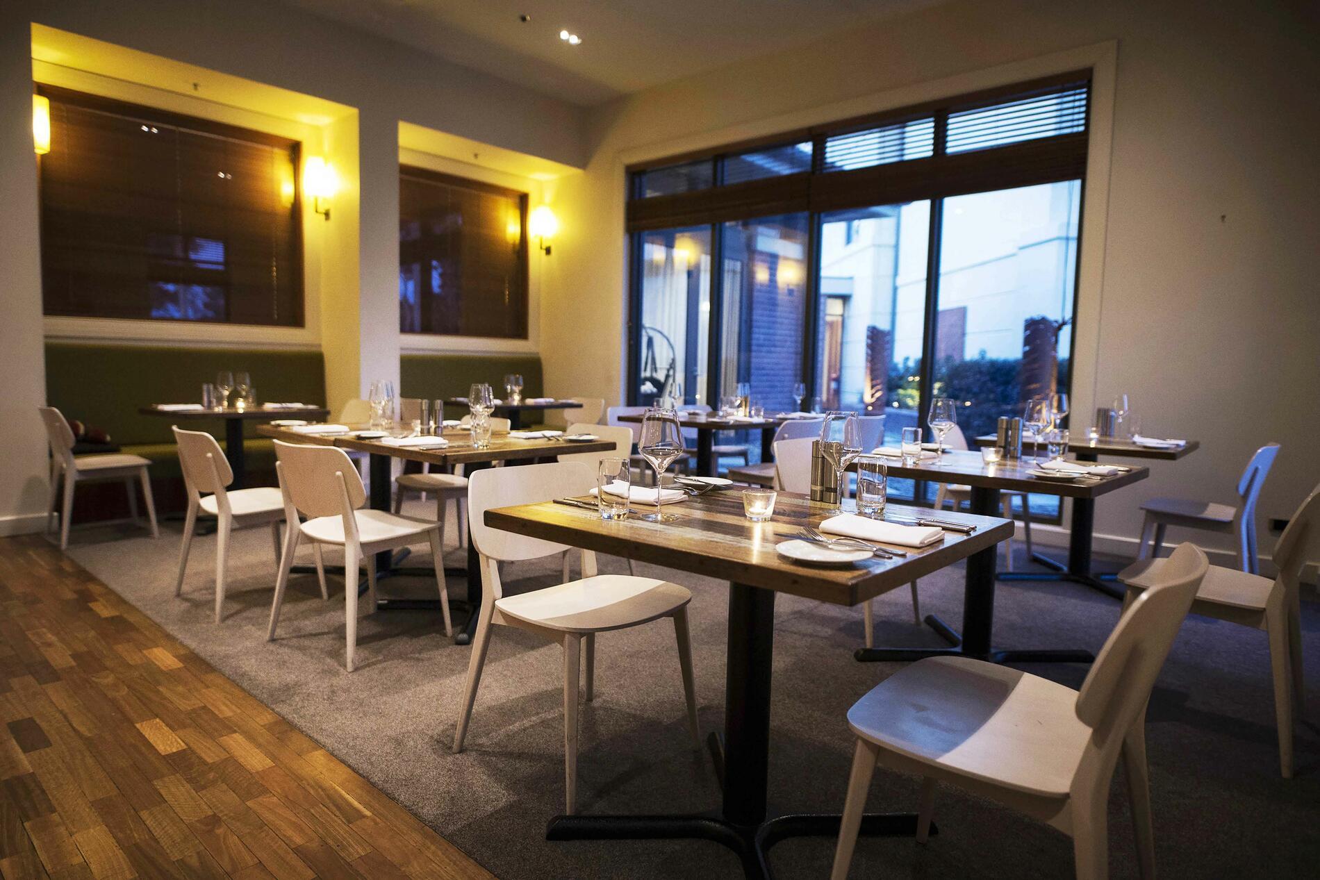 Bella Restaurant Dining Area - Yarra Valley Lodge
