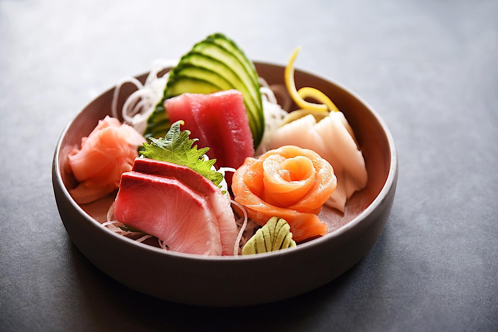 Taketei River North sushi