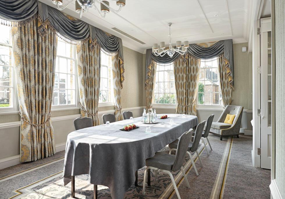 Thames Room Boardroom at Richmond Hill Hotel