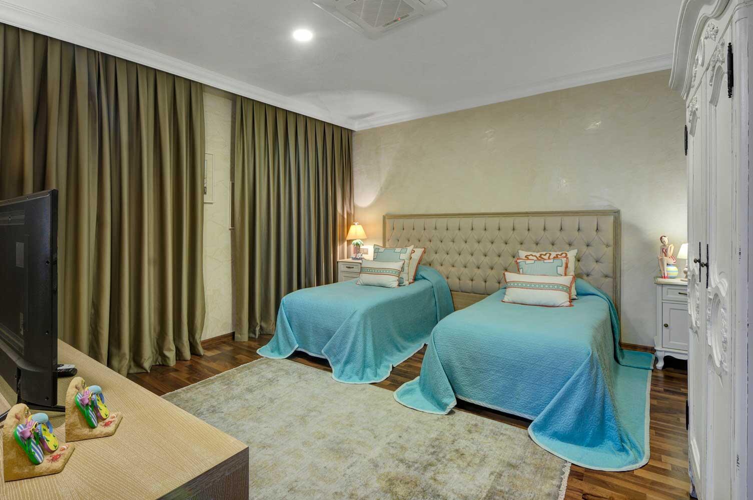 Presidential Suite at Sarpedor Boutique Beach Hotel in Bodrum, T