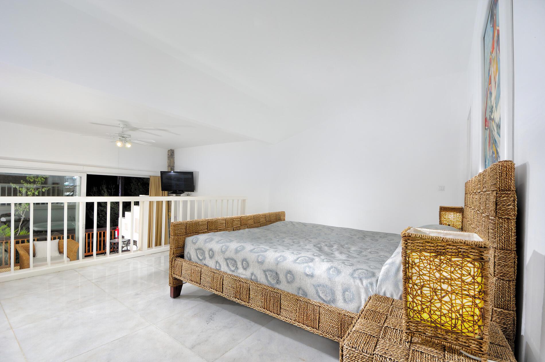 Superior Suite at Sarpedor Boutique Beach Hotel in Bodrum, Turke
