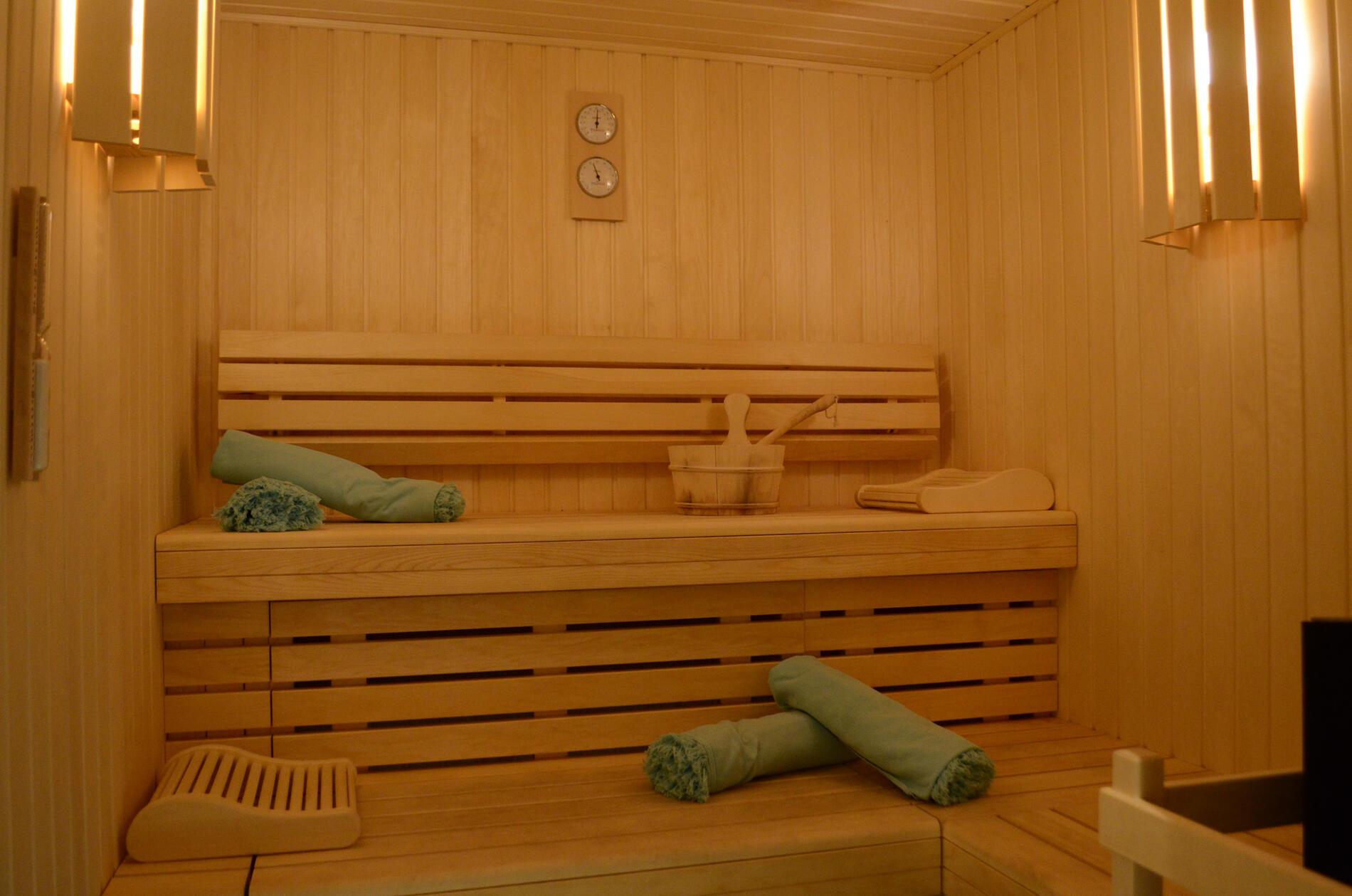 Sauna at Hotel Anne d'Anjou in Saumur, France