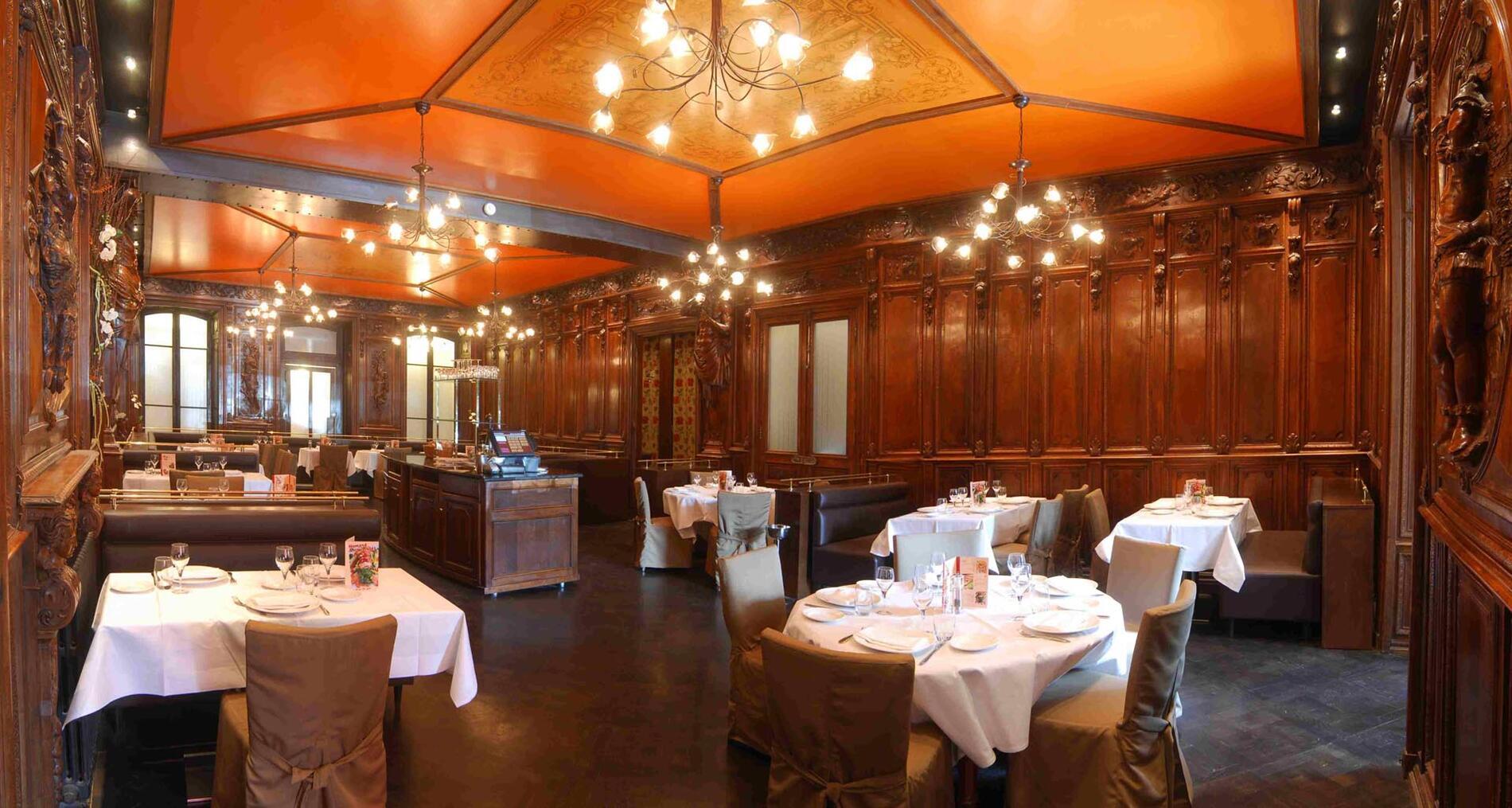 Restaurant at The Originals Boutique, Grand Hôtel Saint-Pierre