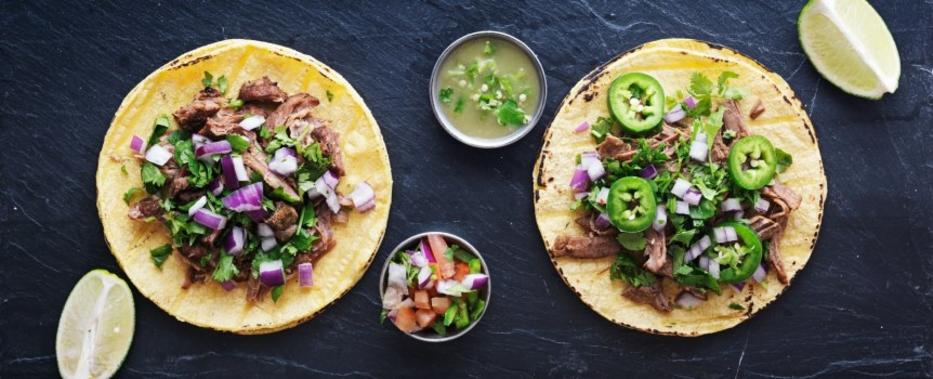 Tacos at Frontera Grill