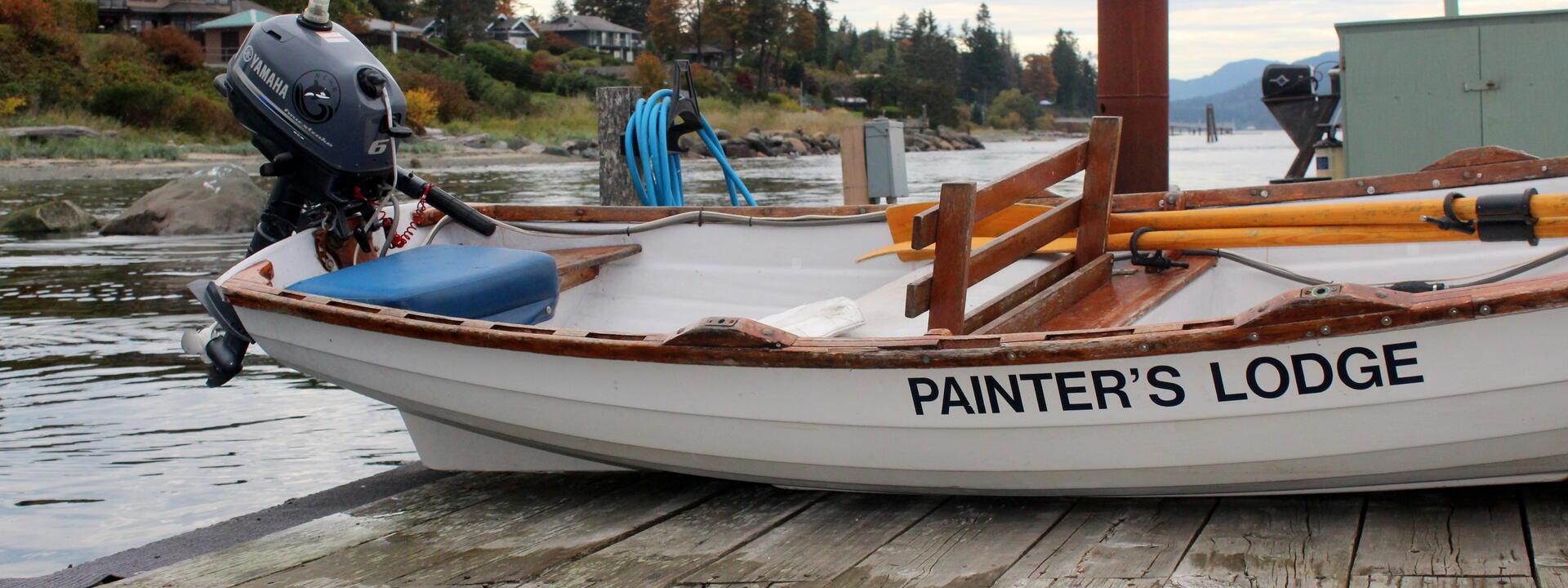 Tyee boat