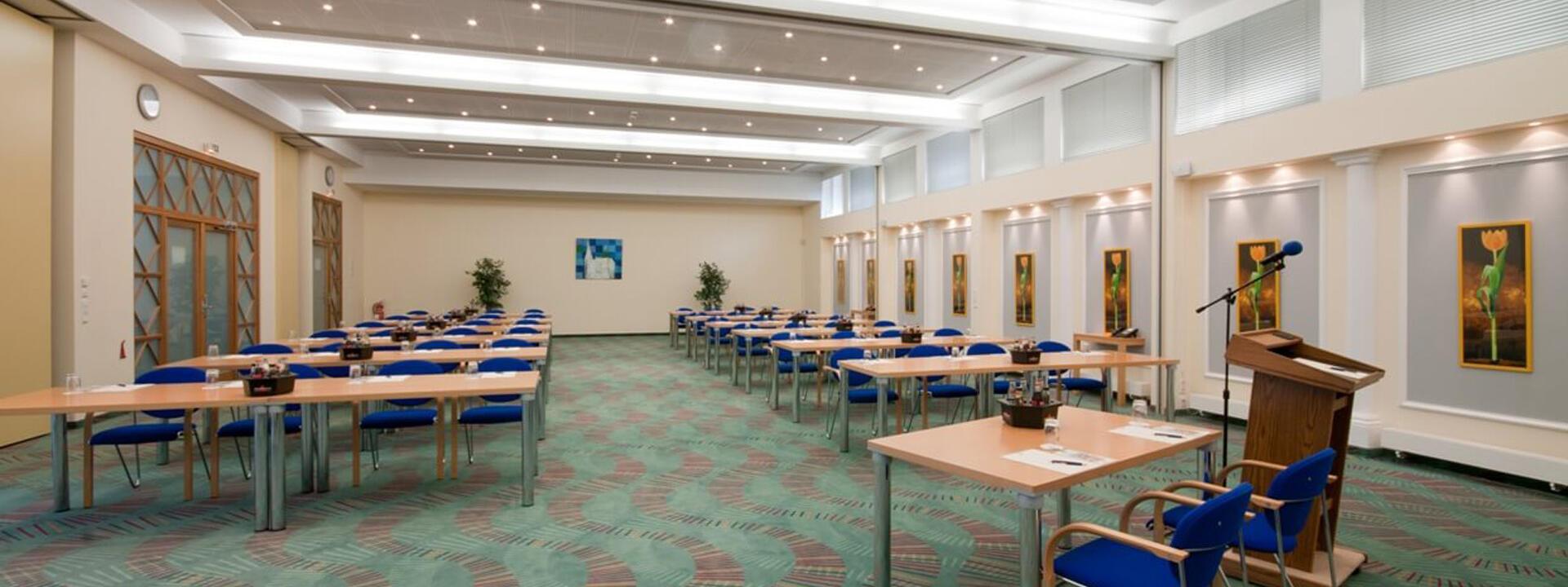meeting room at Precise Resort Marina Wolfsbruch