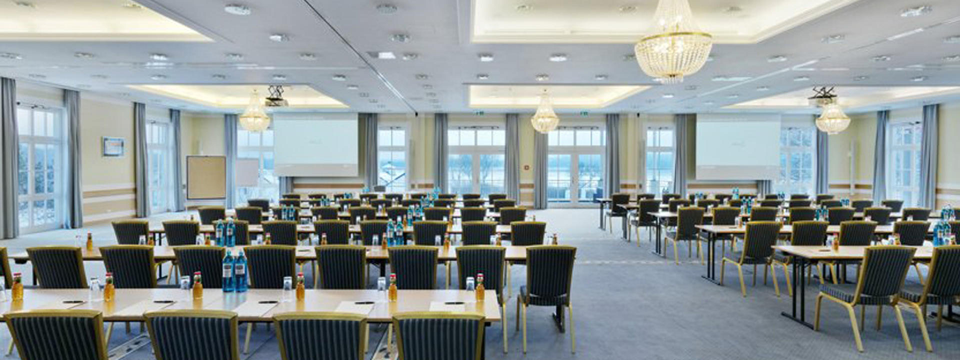 meeting room at Event Center Schwielowsee