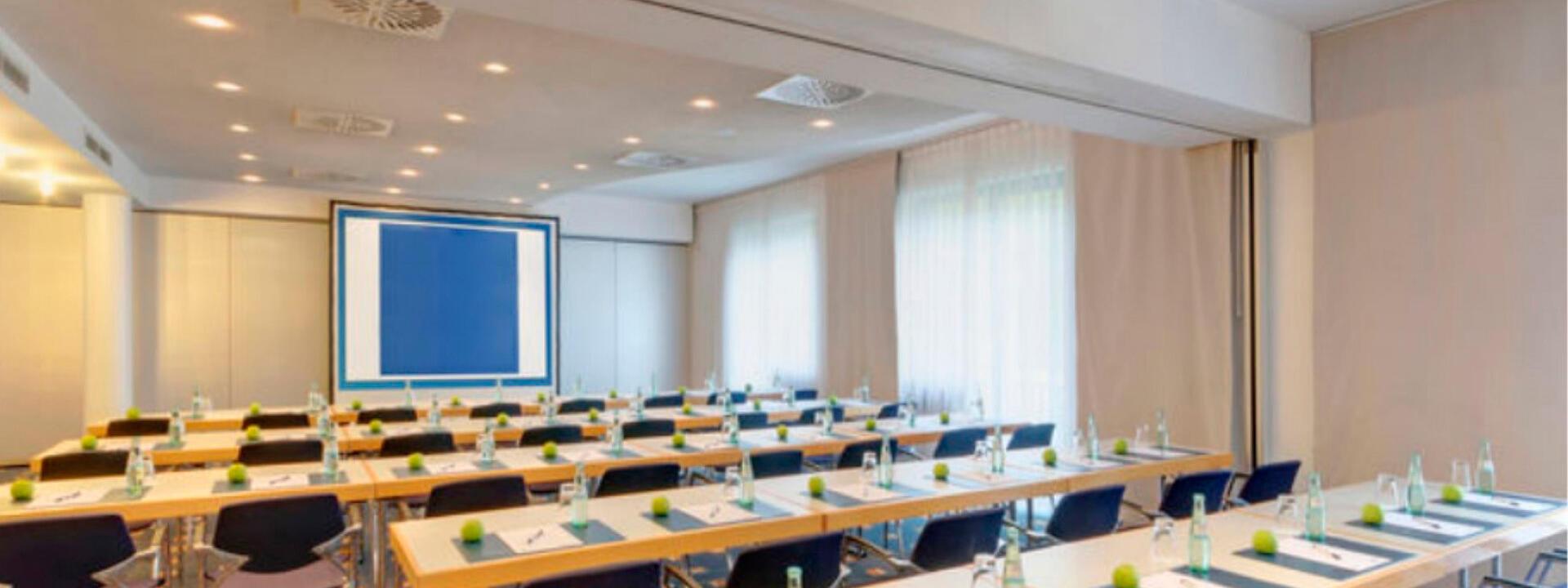 Meeting rooms at Precise House Düsseldorf Airport