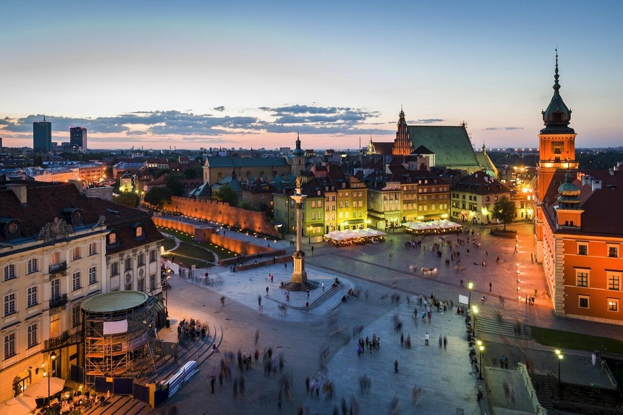 Warsaw Sightseeing
