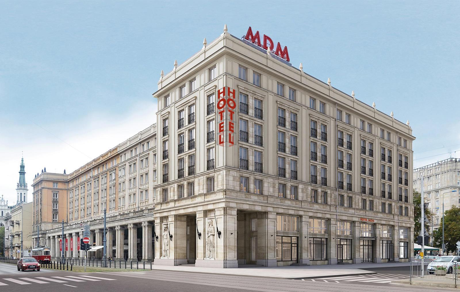 Hotel MDM Warsaw