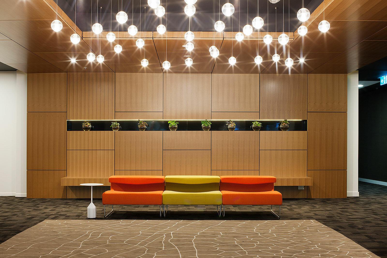 Pre Function Area at Jasper Hotel Melbourne