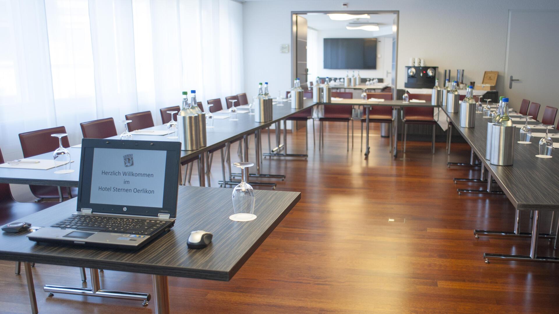 Seminar Room at Hotel Sternen Oerlikon in Zurich
