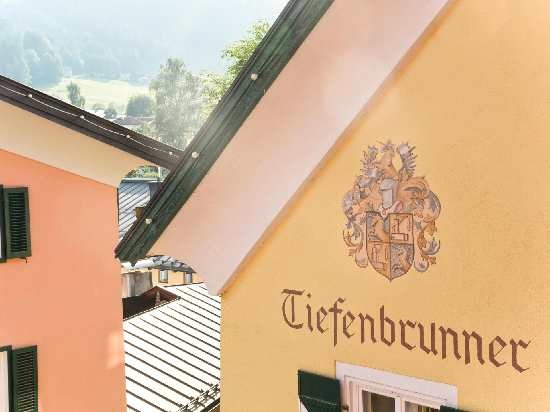 Tiefenbrunner Hotel in Kitzbühel, Austria