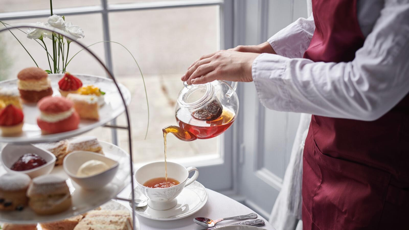 Laura Ashley The Tea Room Specialties