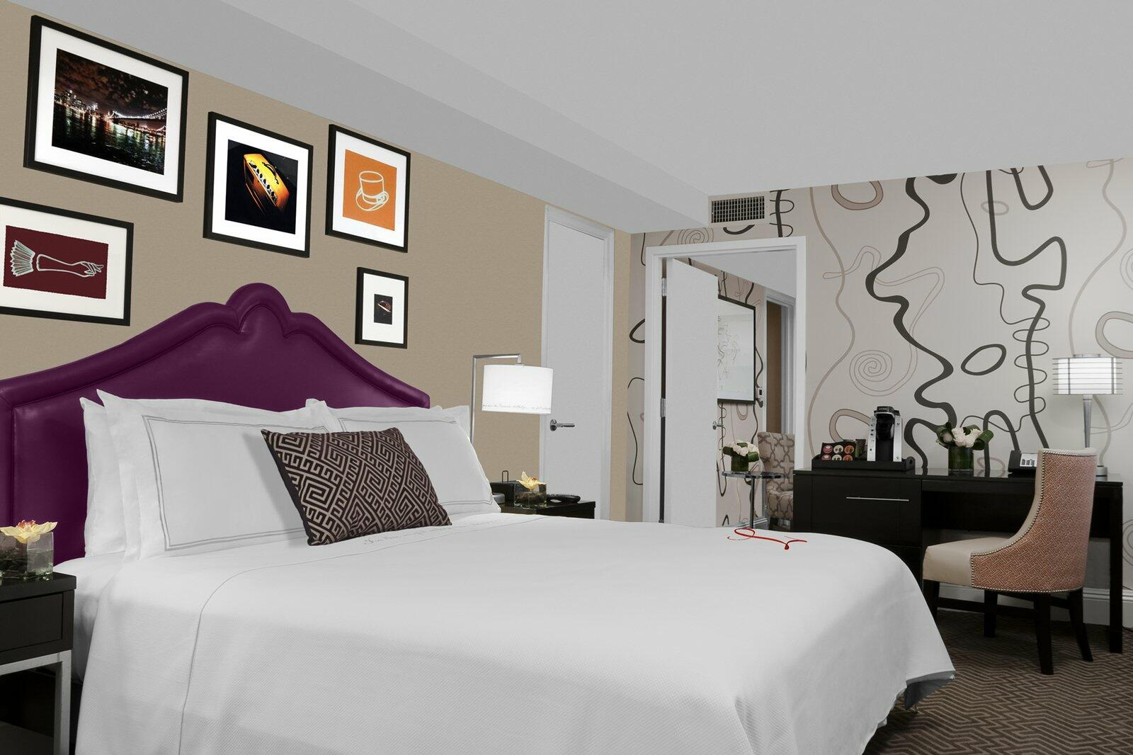 One Bedroom Suite at The Lexington Hotel