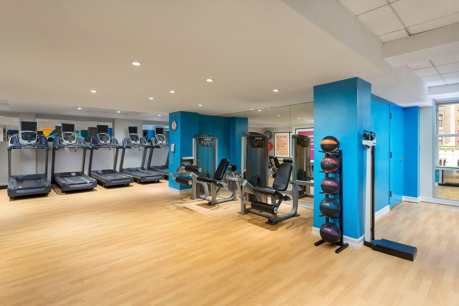 Lexington Fitness Center