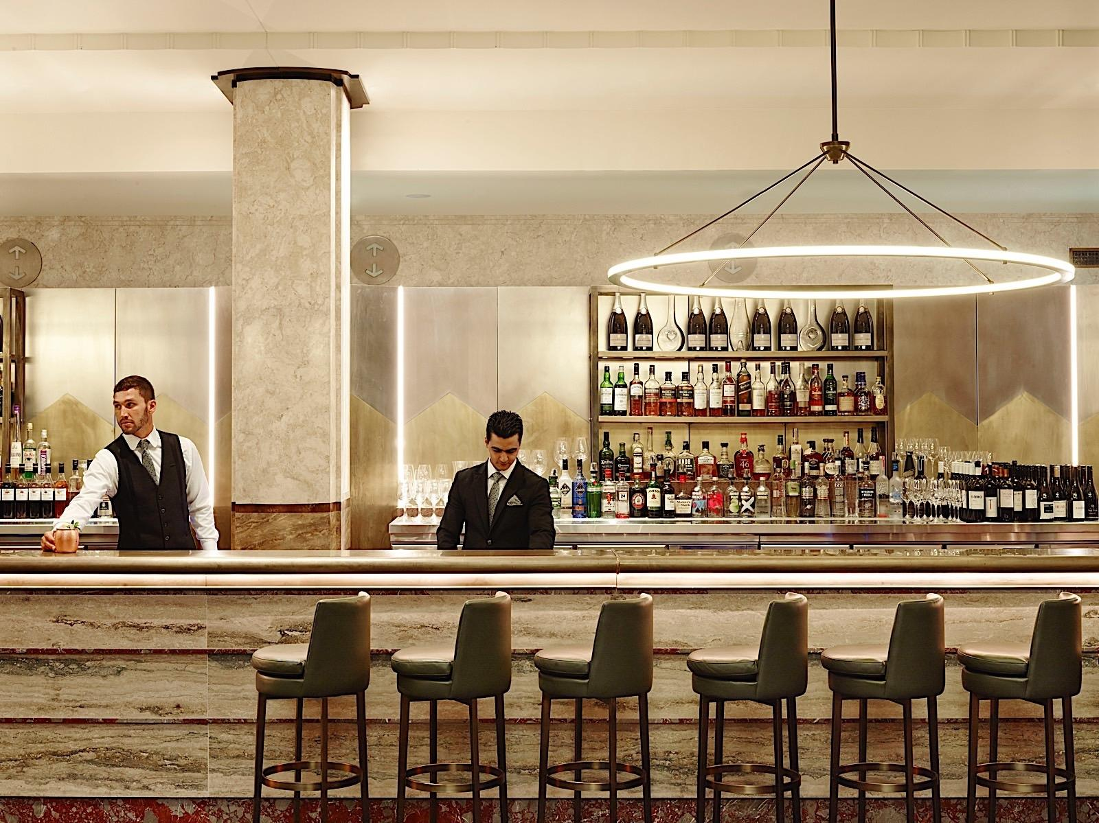 Primus Hotel Sydney Lobby Bar