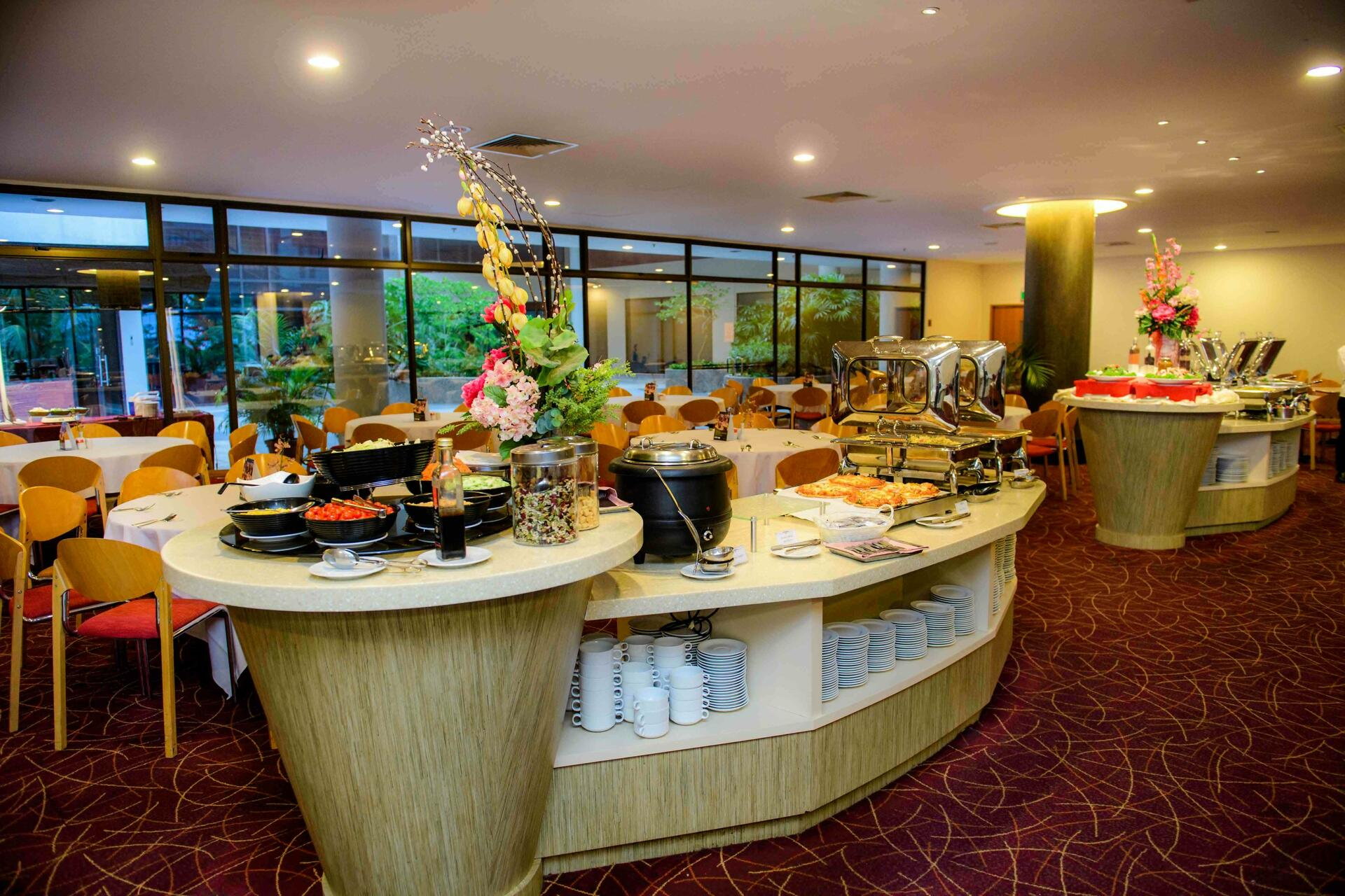 YWCA Fort Canning Lodge Cafe Lodge Buffet