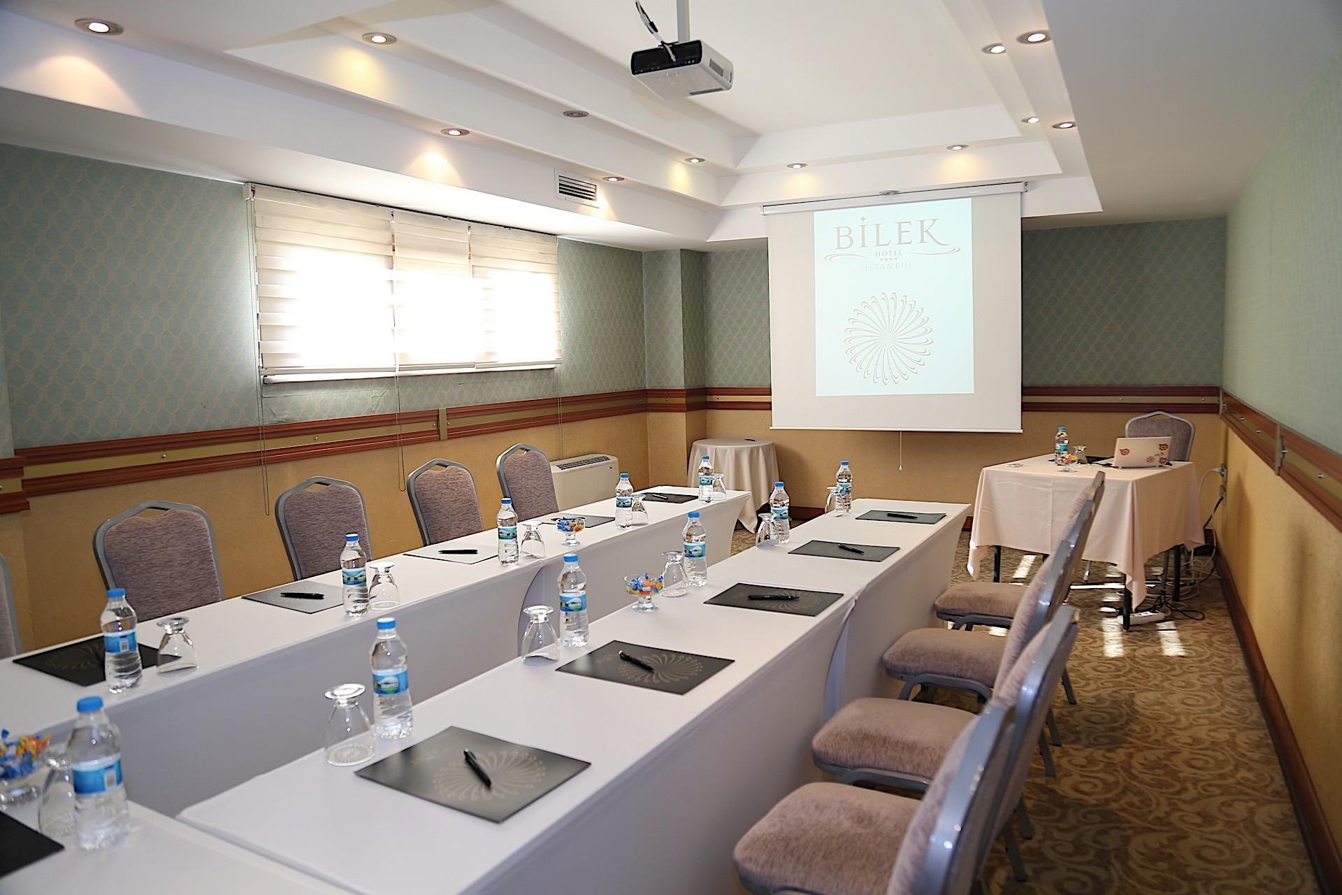 Meeting room at Bilek Hotel Istanbul