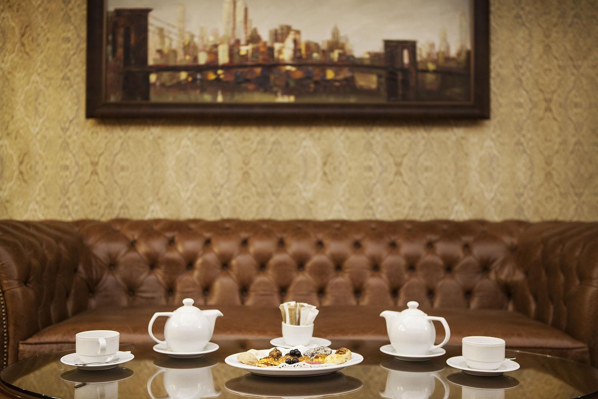 Lobby at Bilek Hotel Istanbul