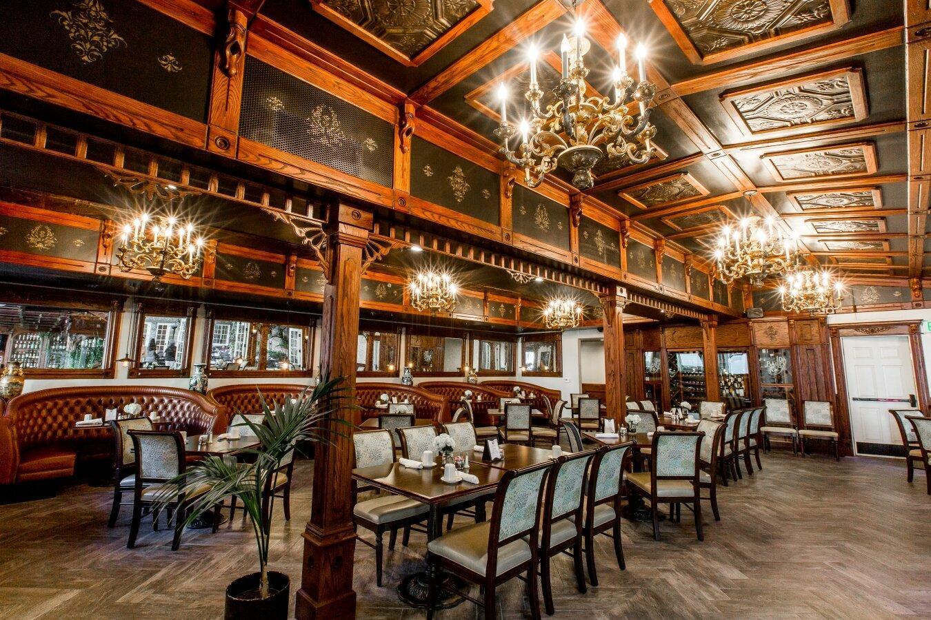 San Diego Gaslamp Restaurant Horton Grand Hotel