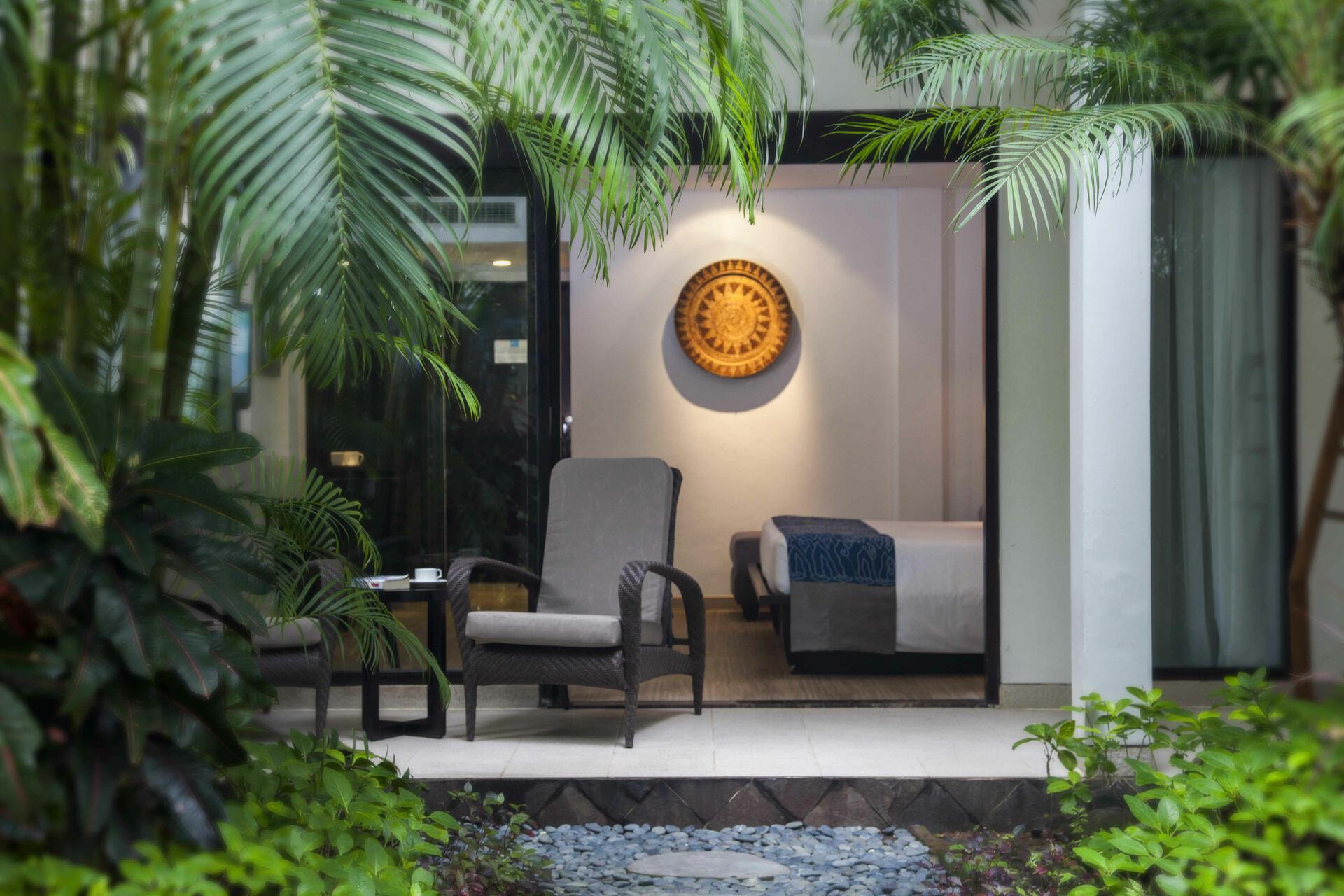 Deluxe Garden Terrace | Bali Getaway & Private Terrace, Scenic G