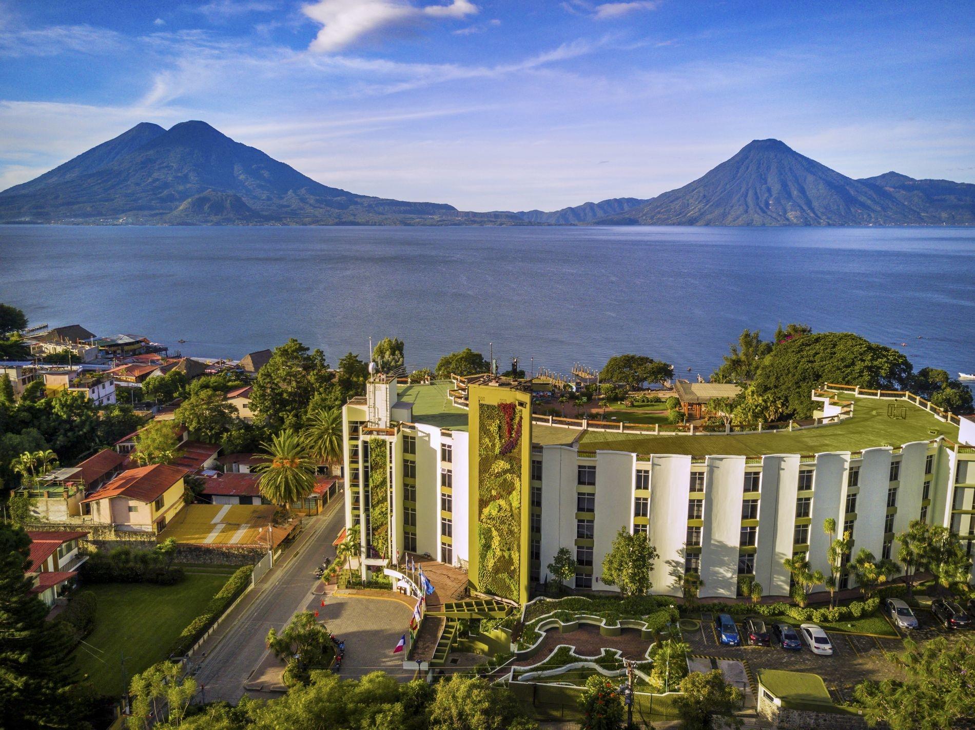 Panajachel Hoteles Atitlan - Porta Hotel Del Lago